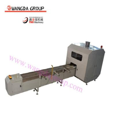 Double Channels Facial Tissue Log Saw Cutter